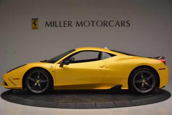 Used 2015 Ferrari 458 Speciale for sale Sold at McLaren Greenwich in Greenwich CT 06830 3