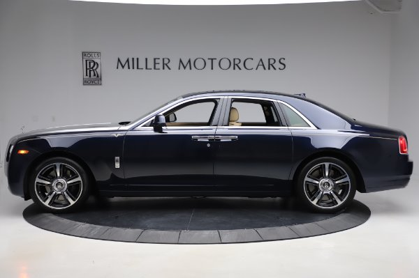 Used 2014 Rolls-Royce Ghost V-Spec for sale Sold at McLaren Greenwich in Greenwich CT 06830 3