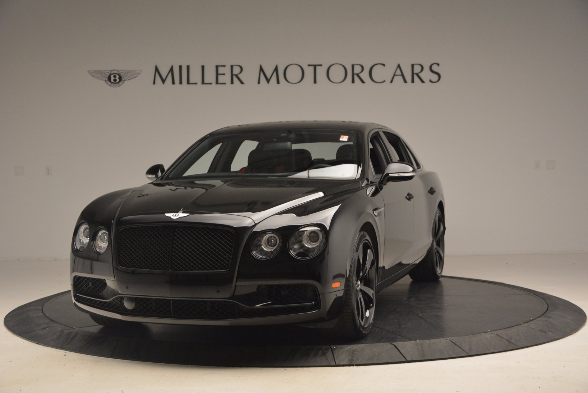 New 2017 Bentley Flying Spur W12 S for sale Sold at McLaren Greenwich in Greenwich CT 06830 1