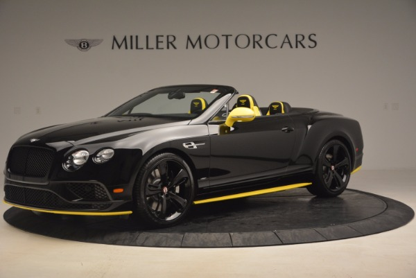 New 2017 Bentley Continental GT V8 S Black Edition for sale Sold at McLaren Greenwich in Greenwich CT 06830 2