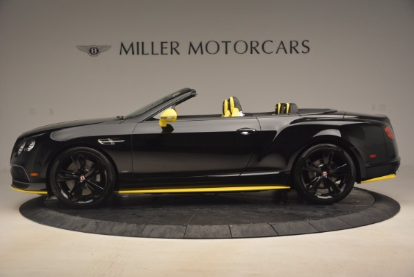 New 2017 Bentley Continental GT V8 S Black Edition for sale Sold at McLaren Greenwich in Greenwich CT 06830 3