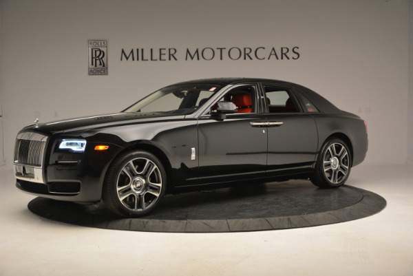 New 2017 Rolls-Royce Ghost for sale Sold at McLaren Greenwich in Greenwich CT 06830 3