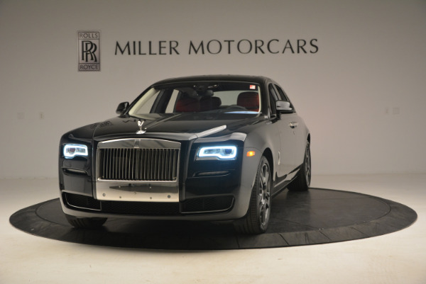 New 2017 Rolls-Royce Ghost for sale Sold at McLaren Greenwich in Greenwich CT 06830 1