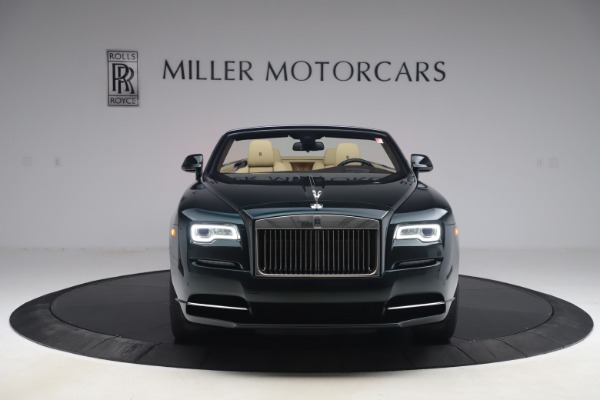 Used 2017 Rolls-Royce Dawn for sale $248,900 at McLaren Greenwich in Greenwich CT 06830 2