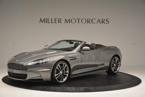 Used 2010 Aston Martin DBS Volante for sale Sold at McLaren Greenwich in Greenwich CT 06830 2