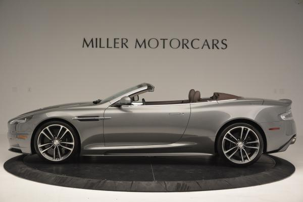 Used 2010 Aston Martin DBS Volante for sale Sold at McLaren Greenwich in Greenwich CT 06830 3