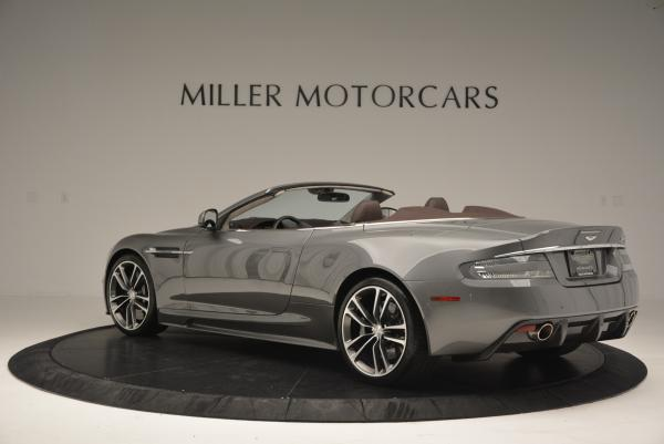 Used 2010 Aston Martin DBS Volante for sale Sold at McLaren Greenwich in Greenwich CT 06830 4