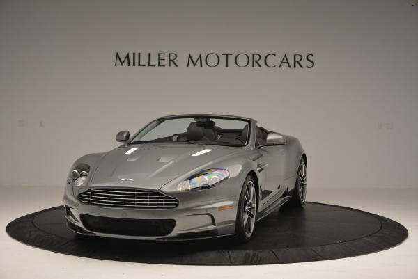 Used 2010 Aston Martin DBS Volante for sale Sold at McLaren Greenwich in Greenwich CT 06830 1