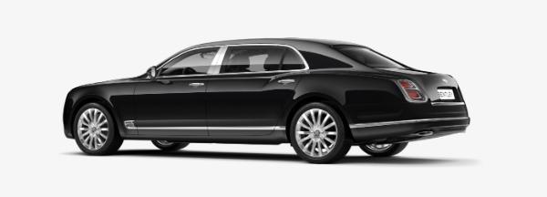 New 2017 Bentley Mulsanne EWB for sale Sold at McLaren Greenwich in Greenwich CT 06830 3