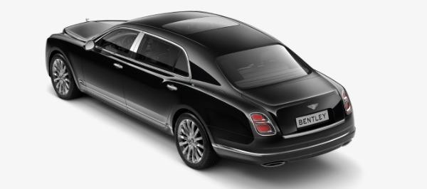New 2017 Bentley Mulsanne EWB for sale Sold at McLaren Greenwich in Greenwich CT 06830 4