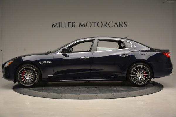 New 2017 Maserati Quattroporte S Q4 GranSport for sale Sold at McLaren Greenwich in Greenwich CT 06830 3