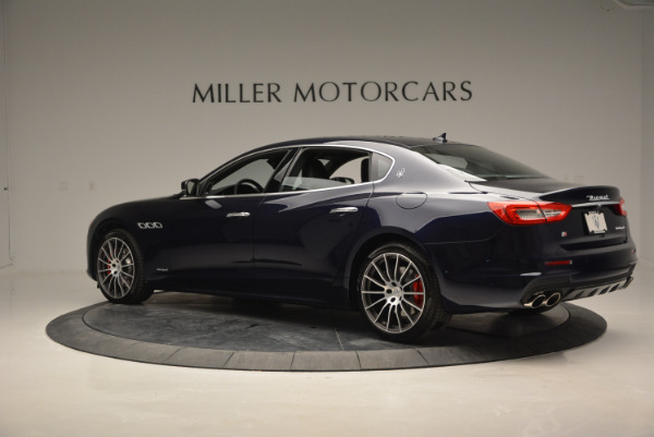 New 2017 Maserati Quattroporte S Q4 GranSport for sale Sold at McLaren Greenwich in Greenwich CT 06830 4