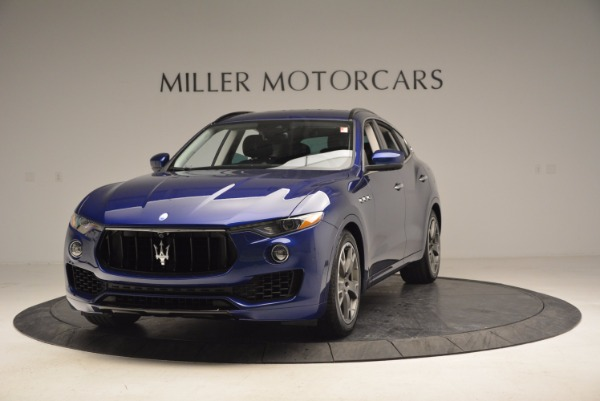 New 2017 Maserati Levante for sale Sold at McLaren Greenwich in Greenwich CT 06830 1