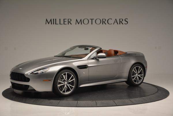 New 2016 Aston Martin V8 Vantage S for sale Sold at McLaren Greenwich in Greenwich CT 06830 2