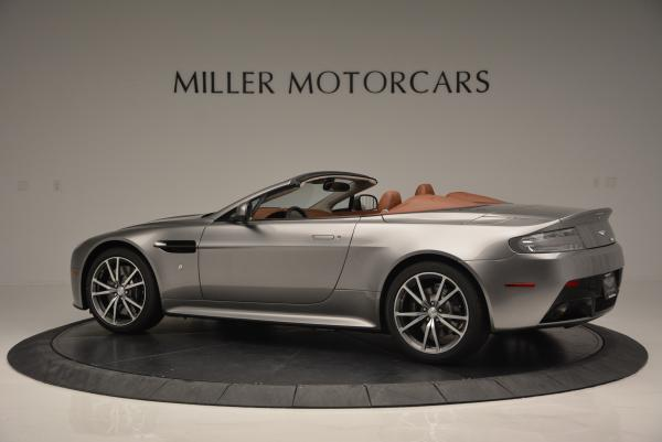 New 2016 Aston Martin V8 Vantage S for sale Sold at McLaren Greenwich in Greenwich CT 06830 4