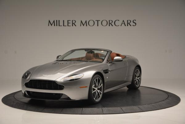 New 2016 Aston Martin V8 Vantage S for sale Sold at McLaren Greenwich in Greenwich CT 06830 1