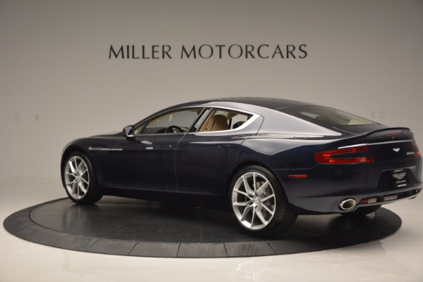Used 2016 Aston Martin Rapide S for sale Sold at McLaren Greenwich in Greenwich CT 06830 4