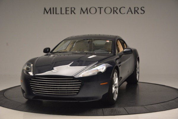 Used 2016 Aston Martin Rapide S for sale Sold at McLaren Greenwich in Greenwich CT 06830 1