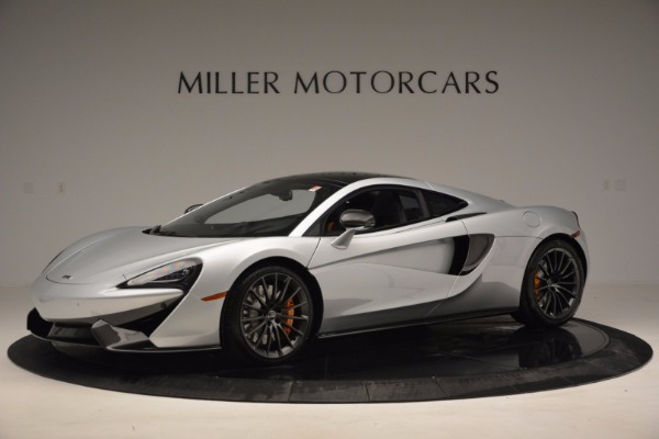New 2017 McLaren 570GT for sale Sold at McLaren Greenwich in Greenwich CT 06830 2