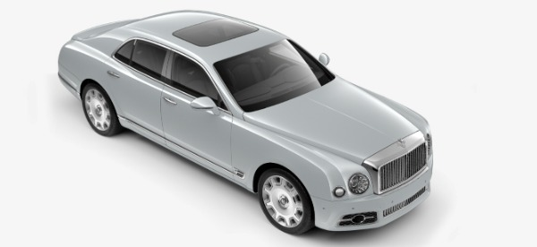 New 2017 Bentley Mulsanne for sale Sold at McLaren Greenwich in Greenwich CT 06830 4