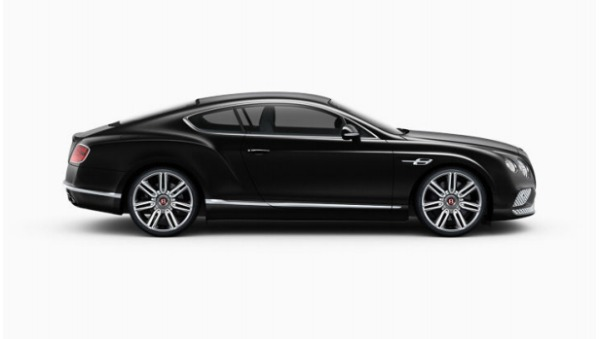 New 2017 Bentley Continental GT V8 for sale Sold at McLaren Greenwich in Greenwich CT 06830 3