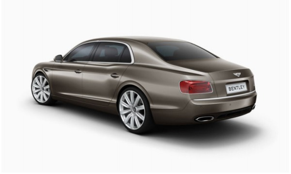 New 2017 Bentley Flying Spur W12 for sale Sold at McLaren Greenwich in Greenwich CT 06830 4
