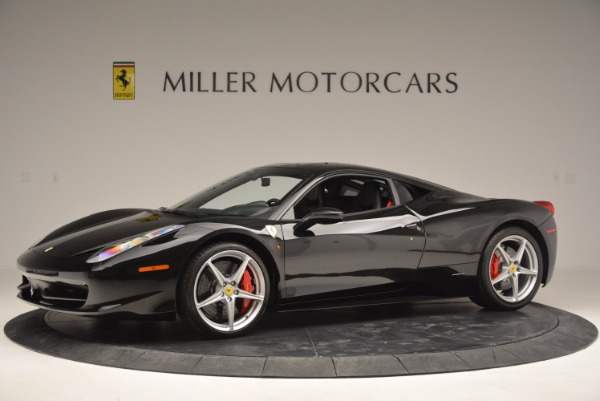 Used 2013 Ferrari 458 Italia for sale Sold at McLaren Greenwich in Greenwich CT 06830 2