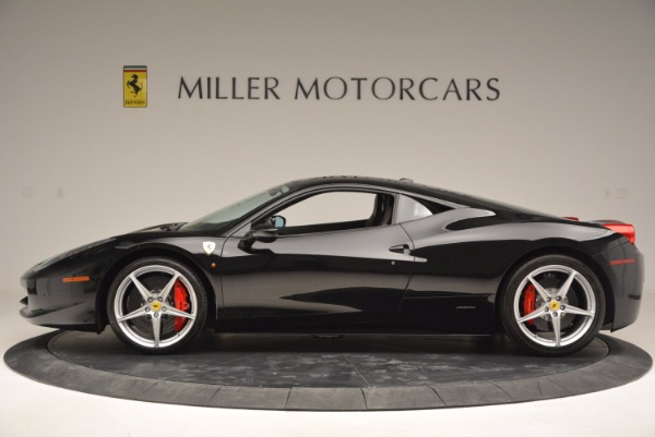 Used 2013 Ferrari 458 Italia for sale Sold at McLaren Greenwich in Greenwich CT 06830 3