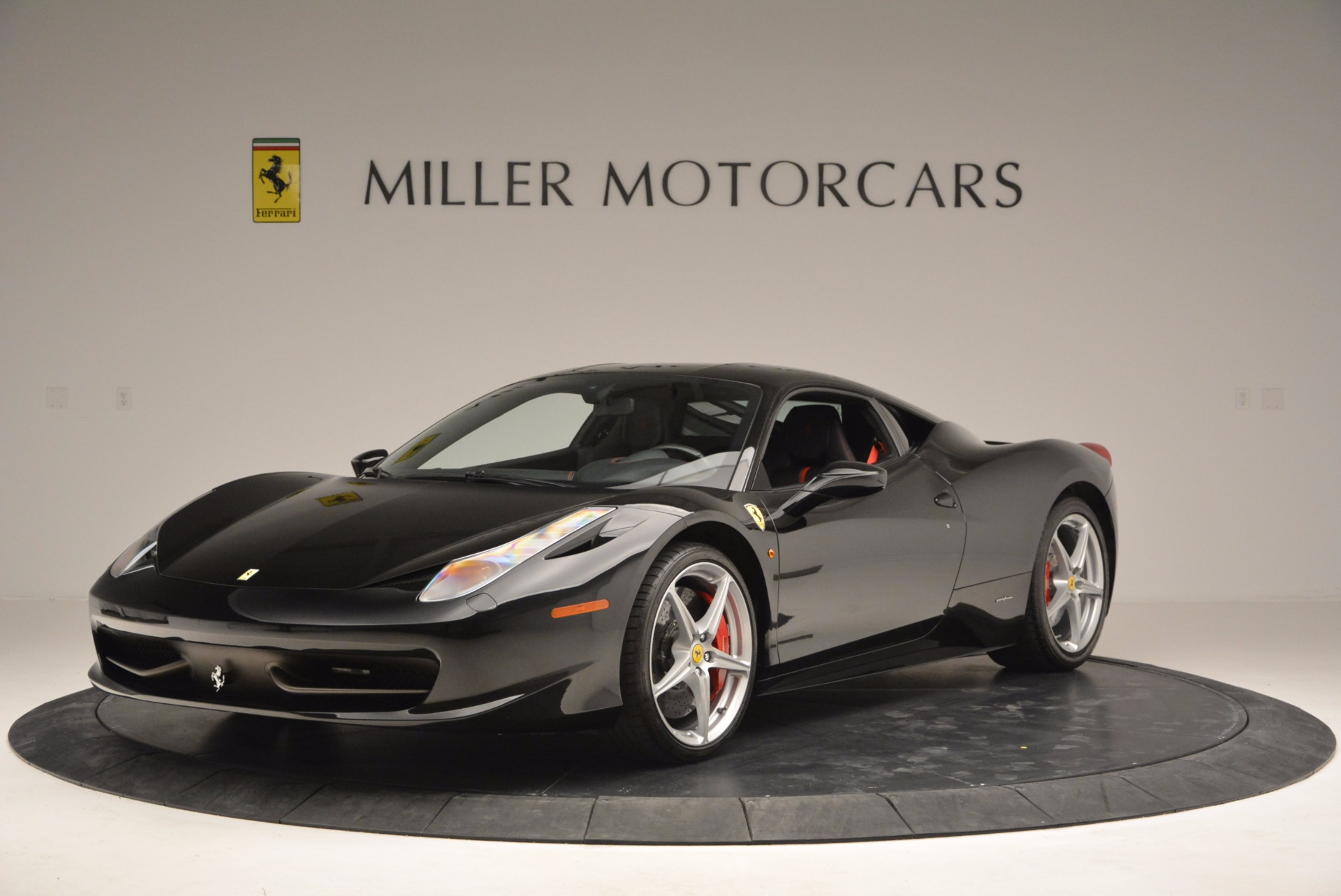 Used 2013 Ferrari 458 Italia for sale Sold at McLaren Greenwich in Greenwich CT 06830 1