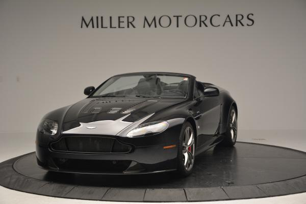 Used 2016 Aston Martin V12 Vantage S Convertible for sale $114,900 at McLaren Greenwich in Greenwich CT 06830 2