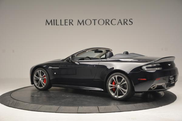 Used 2016 Aston Martin V12 Vantage S Convertible for sale $114,900 at McLaren Greenwich in Greenwich CT 06830 4