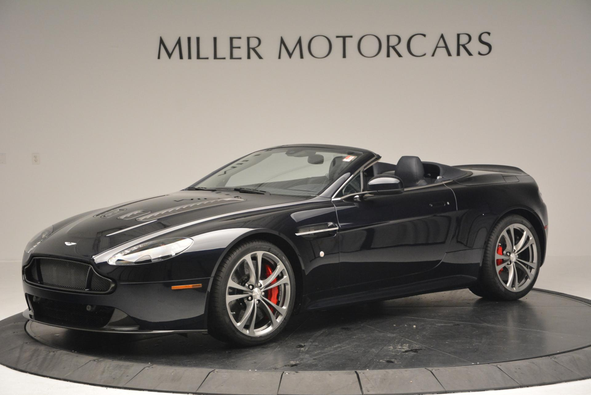 Used 2016 Aston Martin V12 Vantage S Convertible for sale $114,900 at McLaren Greenwich in Greenwich CT 06830 1