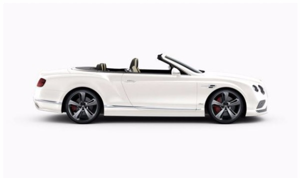 New 2017 Bentley Continental GT Speed for sale Sold at McLaren Greenwich in Greenwich CT 06830 3