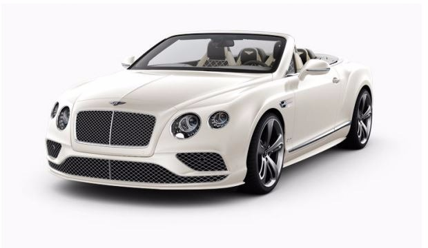 New 2017 Bentley Continental GT Speed for sale Sold at McLaren Greenwich in Greenwich CT 06830 1