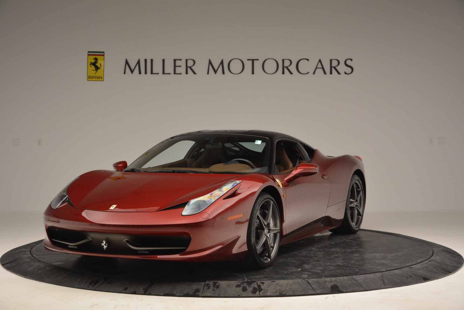 Used 2011 Ferrari 458 Italia for sale Sold at McLaren Greenwich in Greenwich CT 06830 1