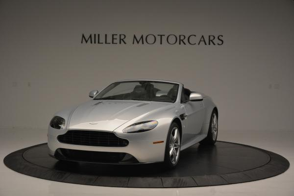 New 2016 Aston Martin V8 Vantage GTS Roadster for sale Sold at McLaren Greenwich in Greenwich CT 06830 1