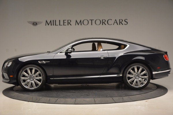 New 2017 Bentley Continental GT W12 for sale Sold at McLaren Greenwich in Greenwich CT 06830 3