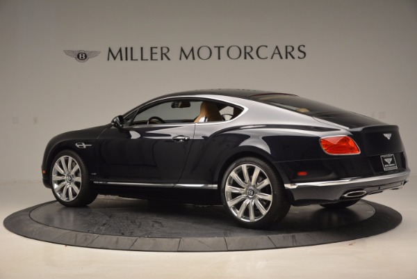 New 2017 Bentley Continental GT W12 for sale Sold at McLaren Greenwich in Greenwich CT 06830 4
