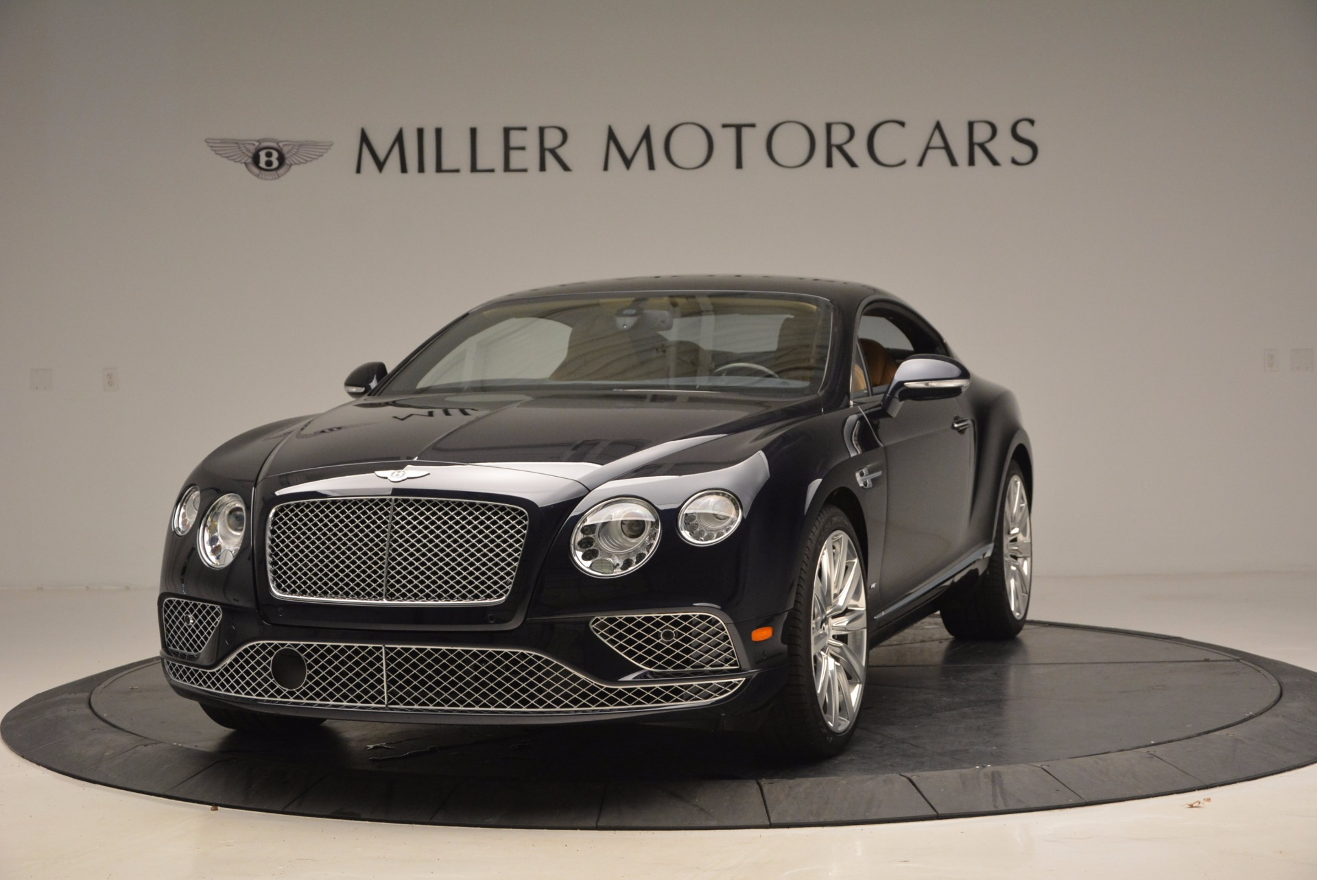 New 2017 Bentley Continental GT W12 for sale Sold at McLaren Greenwich in Greenwich CT 06830 1