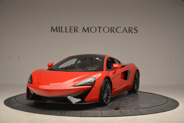Used 2017 McLaren 570GT Coupe for sale Sold at McLaren Greenwich in Greenwich CT 06830 2