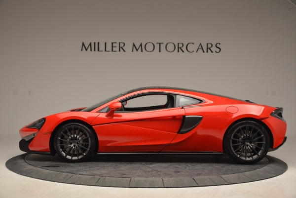 Used 2017 McLaren 570GT Coupe for sale Sold at McLaren Greenwich in Greenwich CT 06830 3