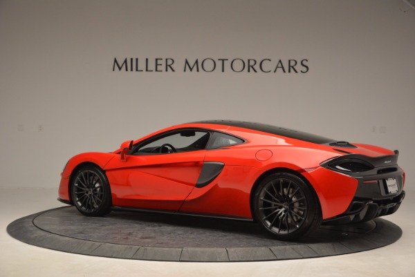 Used 2017 McLaren 570GT Coupe for sale Sold at McLaren Greenwich in Greenwich CT 06830 4