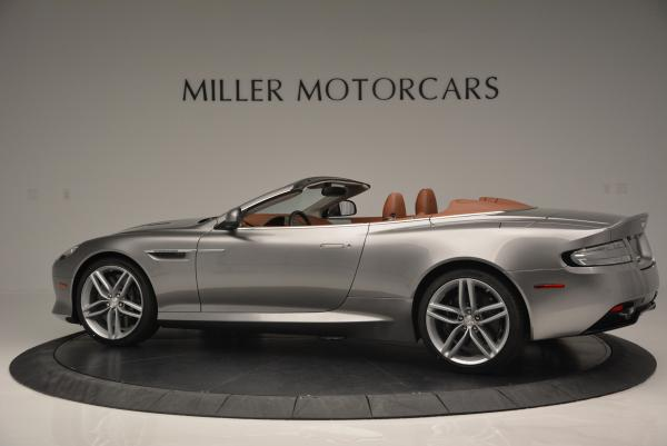 New 2016 Aston Martin DB9 GT Volante for sale Sold at McLaren Greenwich in Greenwich CT 06830 4