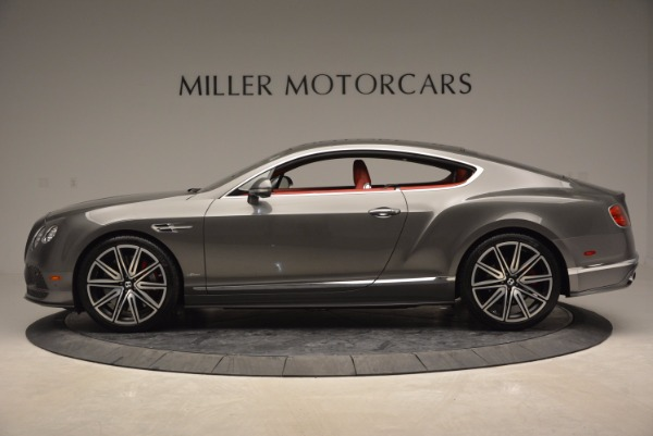 Used 2016 Bentley Continental GT Speed for sale Sold at McLaren Greenwich in Greenwich CT 06830 3