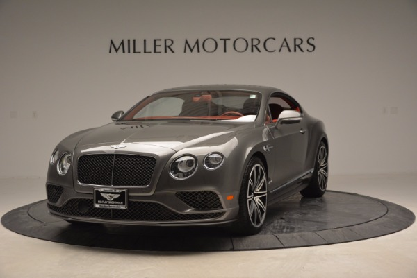 Used 2016 Bentley Continental GT Speed for sale Sold at McLaren Greenwich in Greenwich CT 06830 1