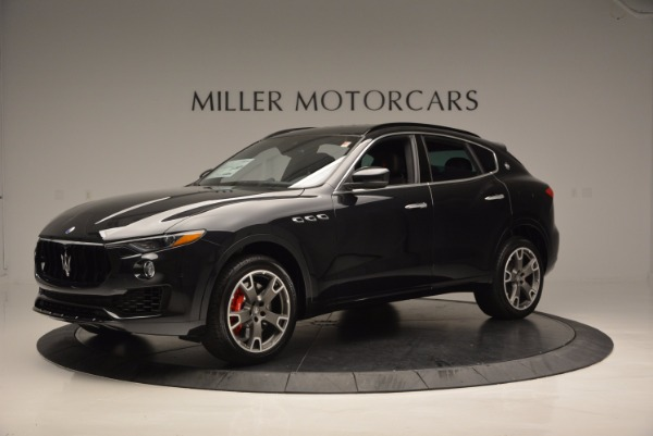 New 2017 Maserati Levante S for sale Sold at McLaren Greenwich in Greenwich CT 06830 3