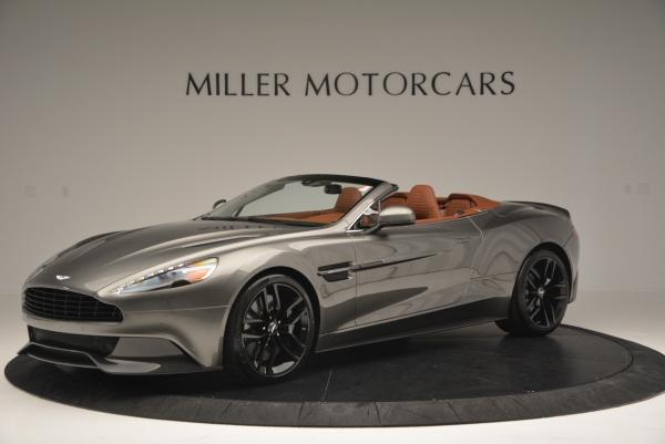 New 2016 Aston Martin Vanquish Volante for sale Sold at McLaren Greenwich in Greenwich CT 06830 2
