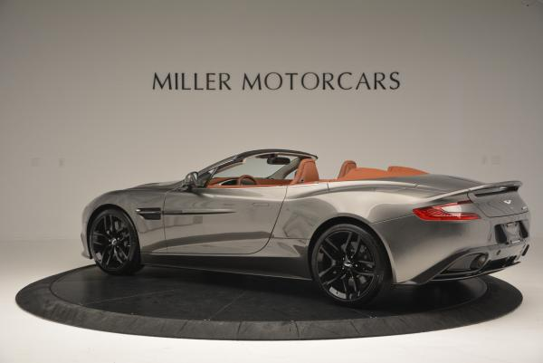 New 2016 Aston Martin Vanquish Volante for sale Sold at McLaren Greenwich in Greenwich CT 06830 4