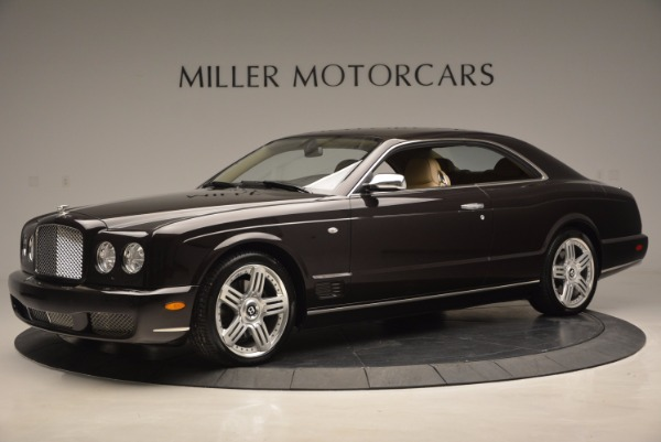 Used 2009 Bentley Brooklands for sale Sold at McLaren Greenwich in Greenwich CT 06830 2