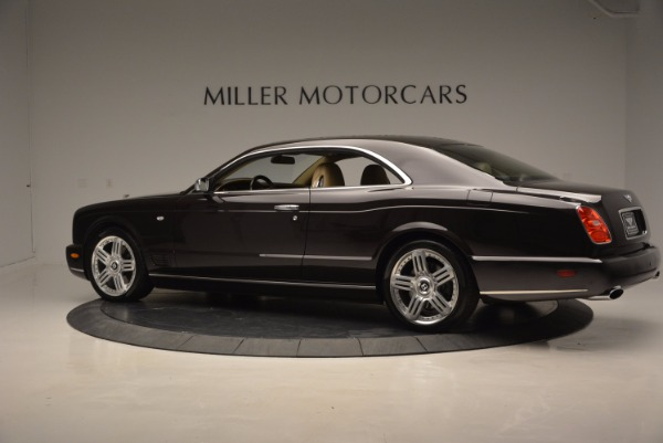 Used 2009 Bentley Brooklands for sale Sold at McLaren Greenwich in Greenwich CT 06830 4